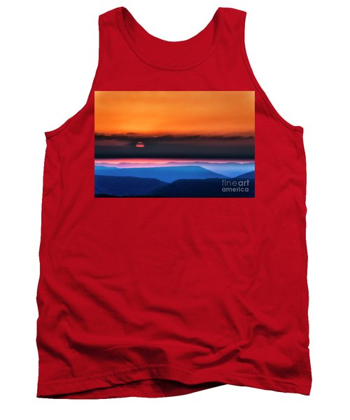 Allegheny Mountain Sunrise 2 Tank Top
