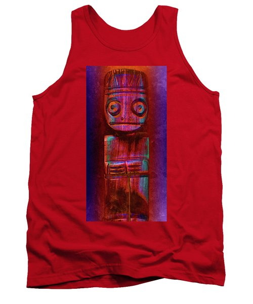 Tank Top featuring the photograph Altered State by WB Johnston