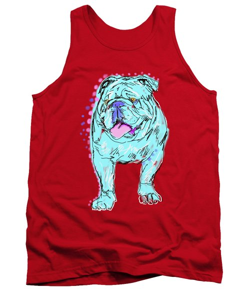 Always Keep Your Bully Around You Tank Top
