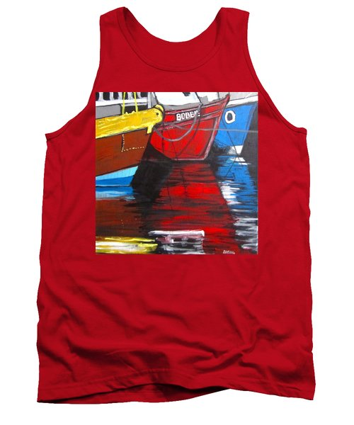 Always Wanted One Tank Top by Barbara O'Toole