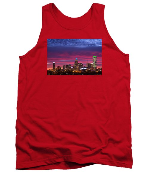 Amazing Colors Of Charlotte Tank Top by Serge Skiba