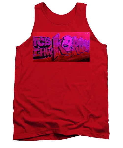American Graffiti 7 The Star Gauger Tank Top