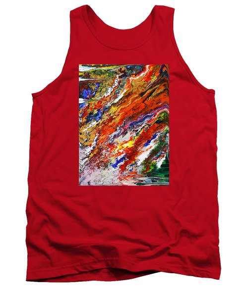Amplify Tank Top by Ralph White