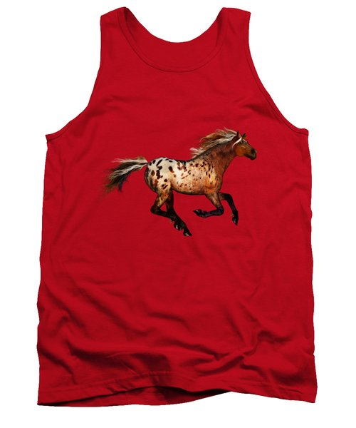 An Appaloosa Called Ginger Tank Top
