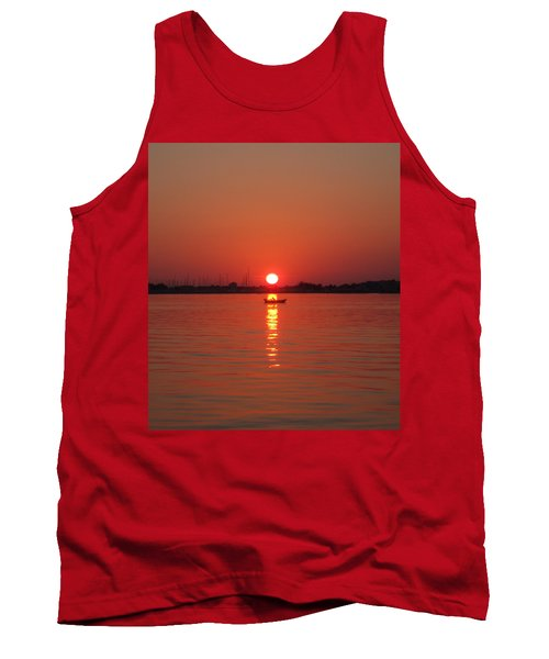 An Evening Row Tank Top