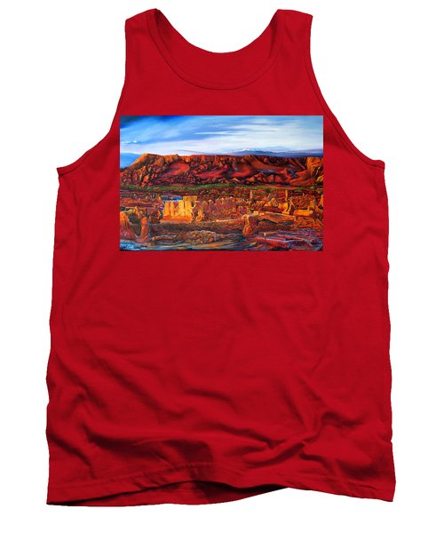 Ancient City Tank Top
