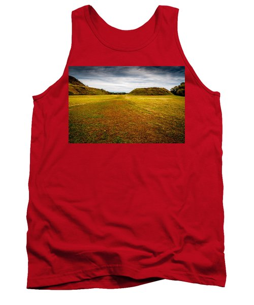 Ancient Indian Burial Ground  Tank Top