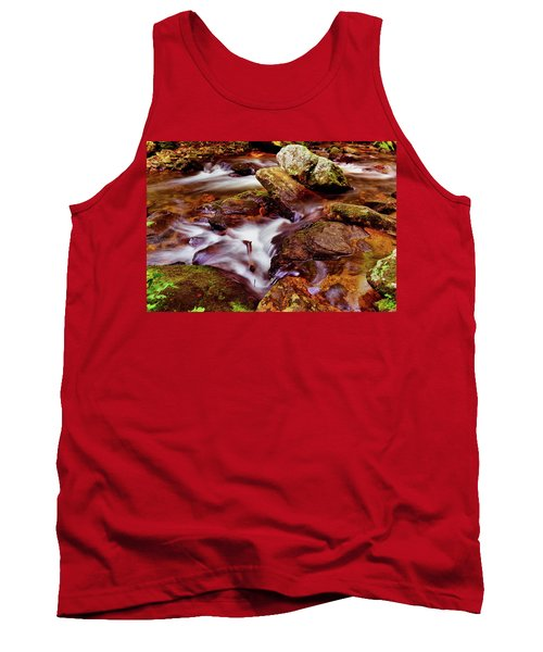 Anna Ruby Falls - Smith Creek 006 Tank Top
