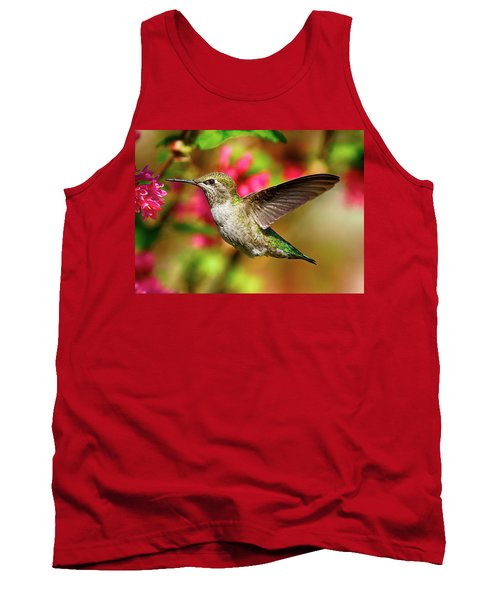 Anna's Hummingbird Tank Top