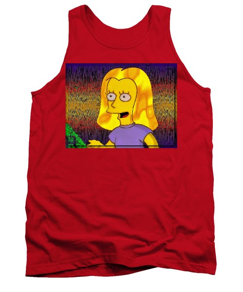 Another Pretty Face Tank Top