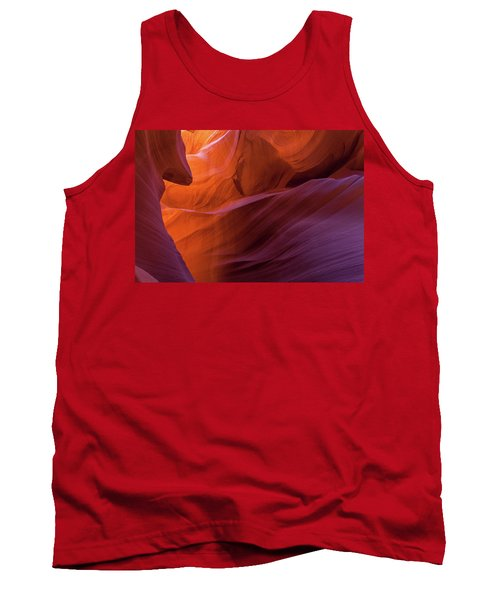 Antelope Canyon Fire Tank Top