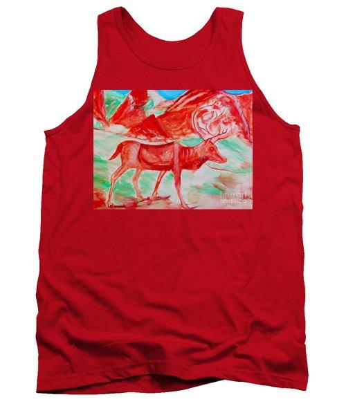 Antelope Save Tank Top