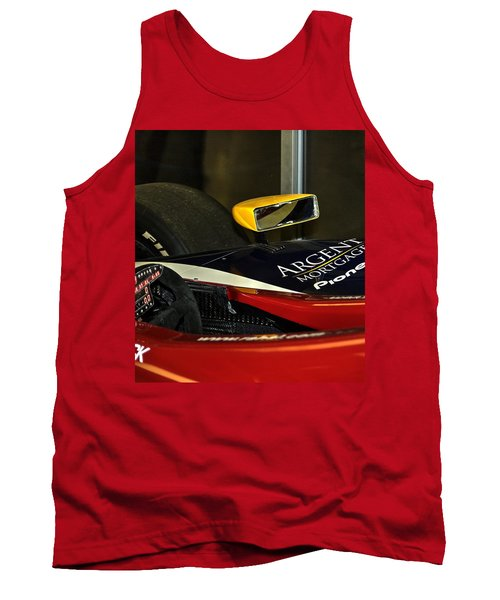 Argent Mortgage Pioneer Indy Car 21162 Tank Top