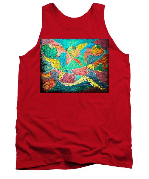 Argungun Fishing Festival Tank Top by Bankole Abe
