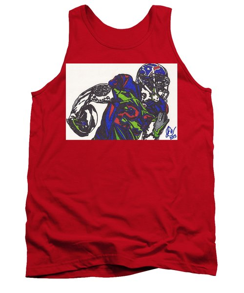 Arian Foster 1 Tank Top by Jeremiah Colley