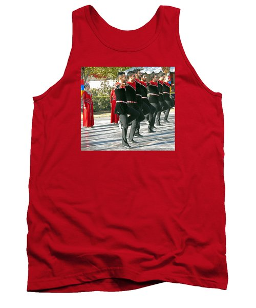 Armenian Dancers 13 Tank Top