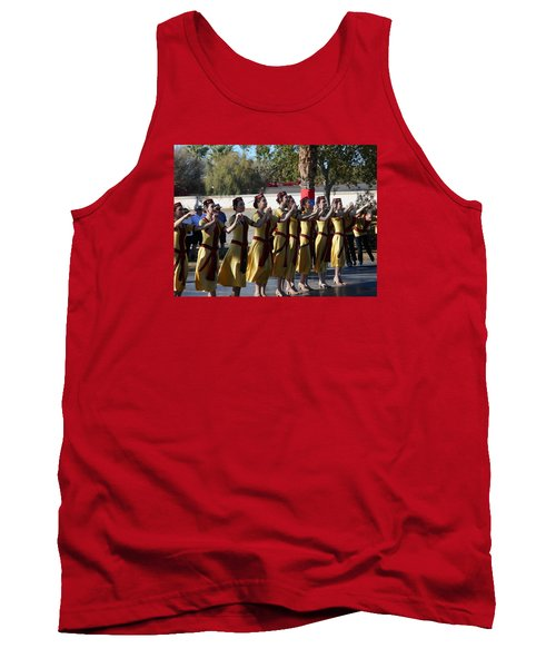 Armenian Dancers 2 Tank Top