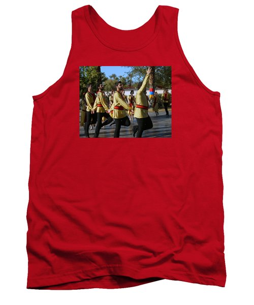 Armenian Dancers 6 Tank Top