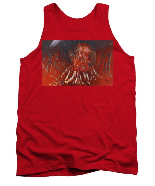 Arrival At Red Hill Tank Top