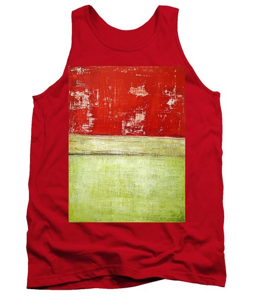 Art Print Rotgelb Tank Top