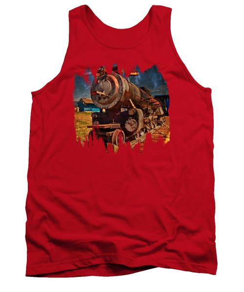 Old 44 Tank Top by Thom Zehrfeld