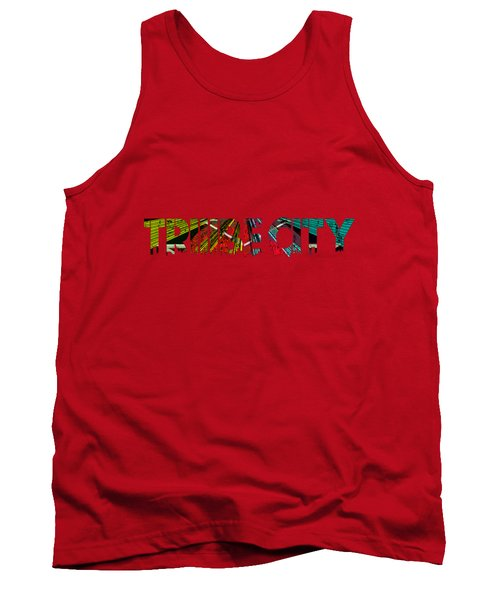 Tribe Lives Tank Top by Chief Hachibi