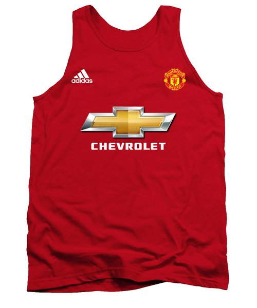 Manchester United Club Tank Top