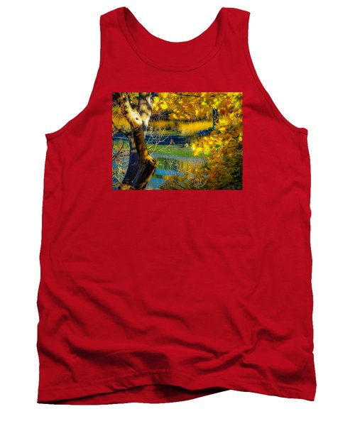As Fall Leaves Tank Top
