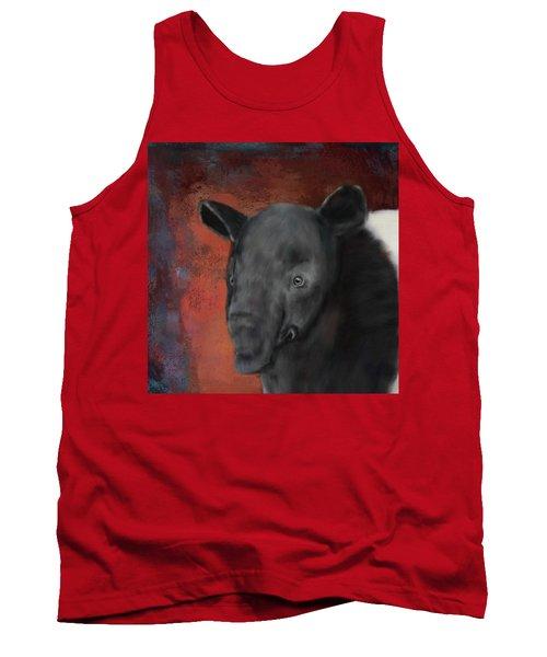 Asian Tapir Tank Top