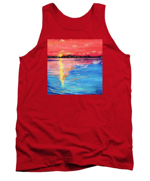 At Sunset Tank Top