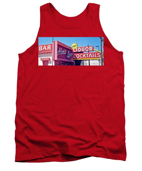 Atomic Liquors Tank Top by Matthew Bamberg