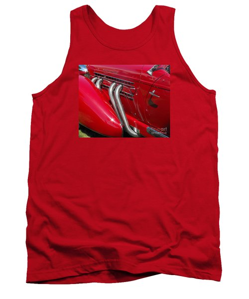 Auburn Speedster Tank Top