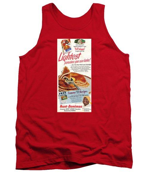 Aunt Jemima Pancakes Tank Top