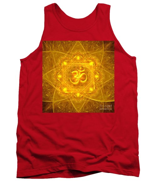 Authentic Om  Tank Top
