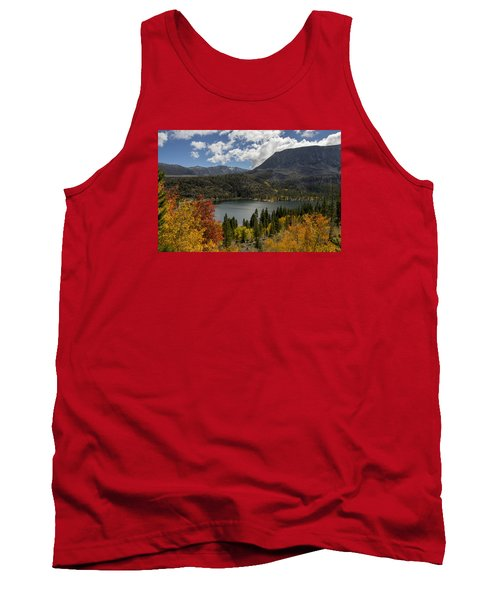 Autumn At Rock Creek Lake Tank Top