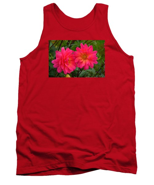 Autumn Colors Maine Tank Top