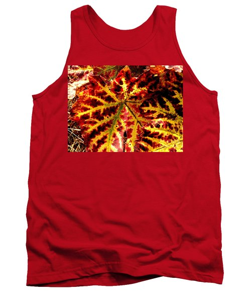 Autumn Tank Top