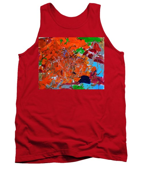 Autumn Falls Tank Top