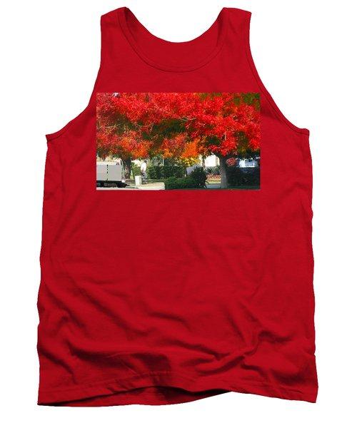 Autumn Fresno Tank Top