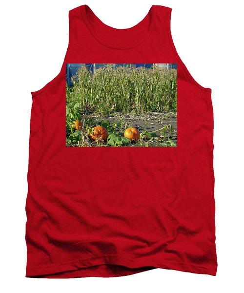Autumn Harvest Tank Top
