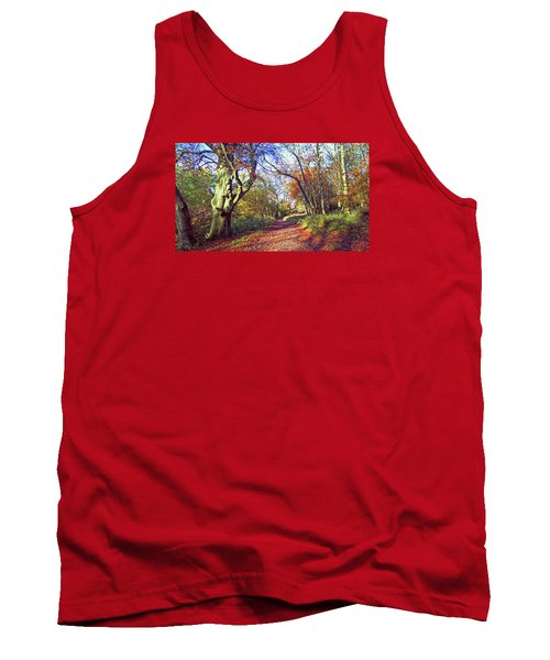 Autumn In Ashridge Tank Top