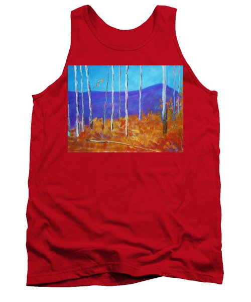 Autumn In Cloudcroft Tank Top