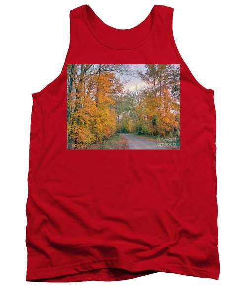 Autumn In East Texas Tank Top
