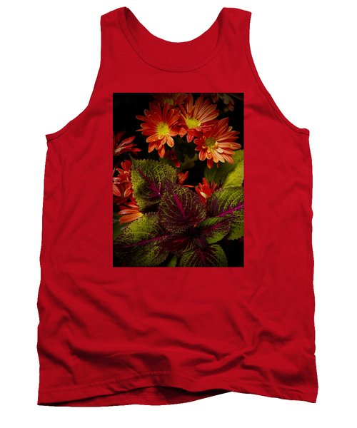 Autumn Inside Tank Top by Tim Good