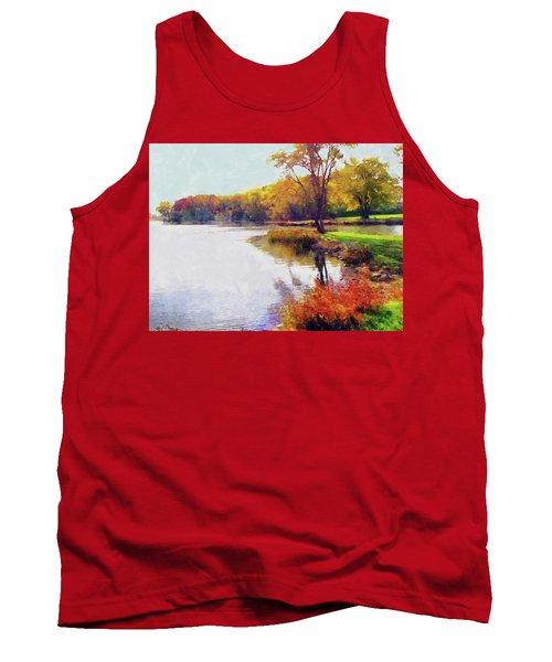 Autumn Joy Tank Top