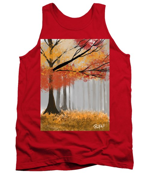 Autumn Mist Tank Top
