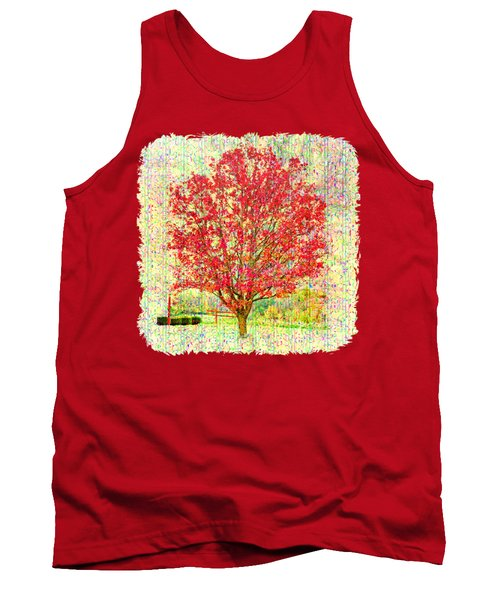 Autumn Musings 2 Tank Top