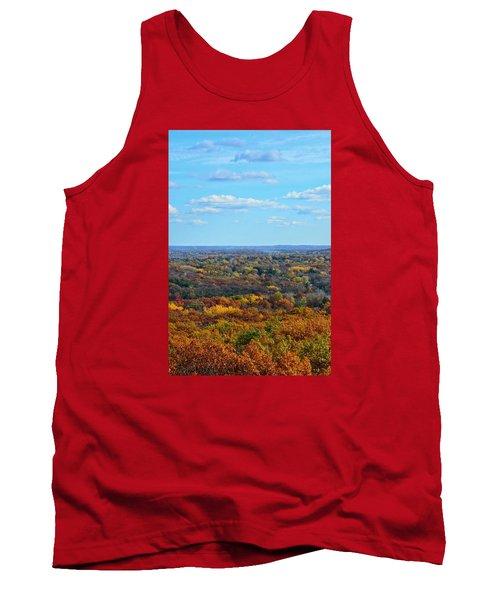 Autumn Overlook Tank Top by Nikki McInnes