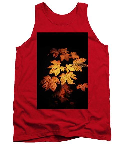 Autumn Photo Tank Top
