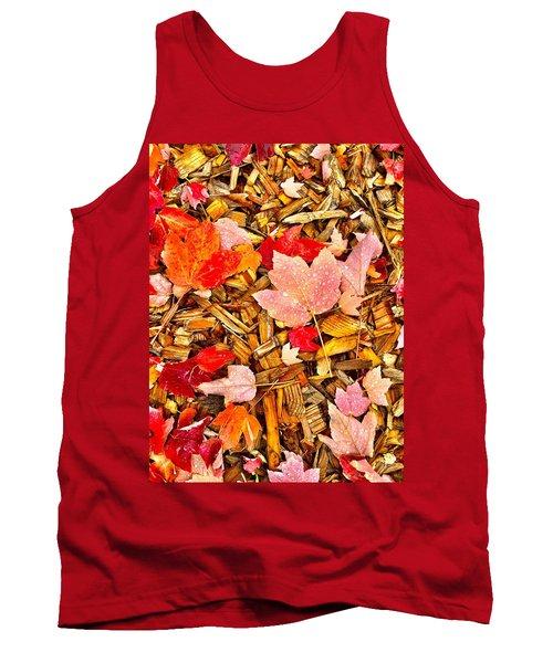 Autumn Potpourri Tank Top